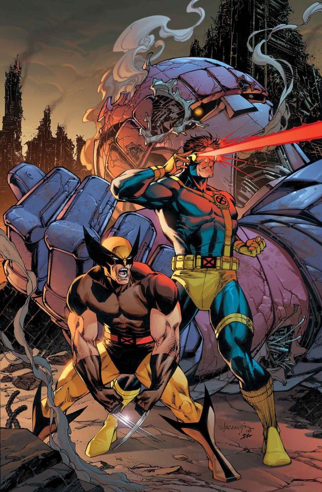 Uncanny X-Men #11 (Williams Cover)