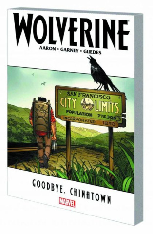 Wolverine: Goodbye Chinatown