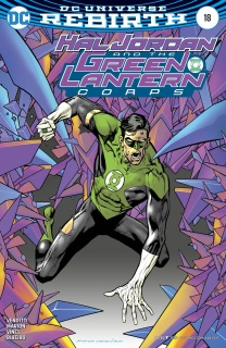 Hal Jordan and The Green Lantern Corps #18 (Variant Cover)