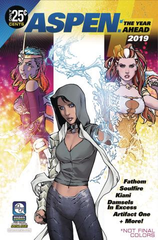 Aspen Comics: The Year Ahead 2019
