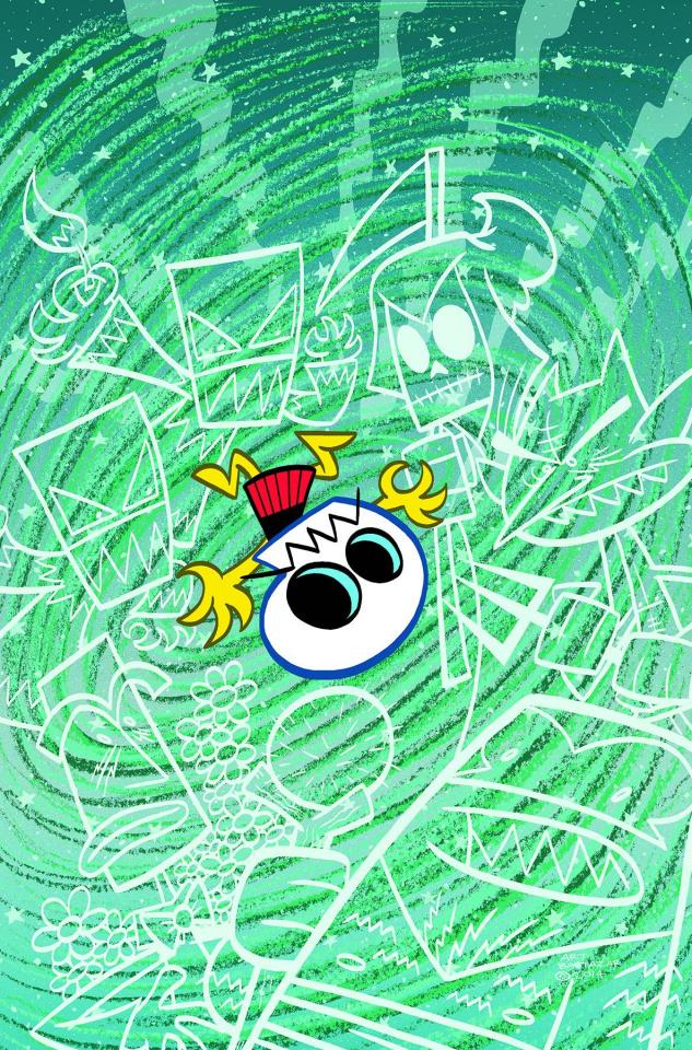 Itty Bitty Comics: Grimmiss Island #3