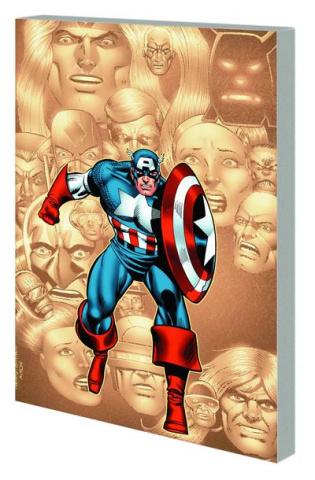 Captain America: Scourge of Underworld