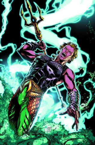 Aquaman Vol. 7: Exiled