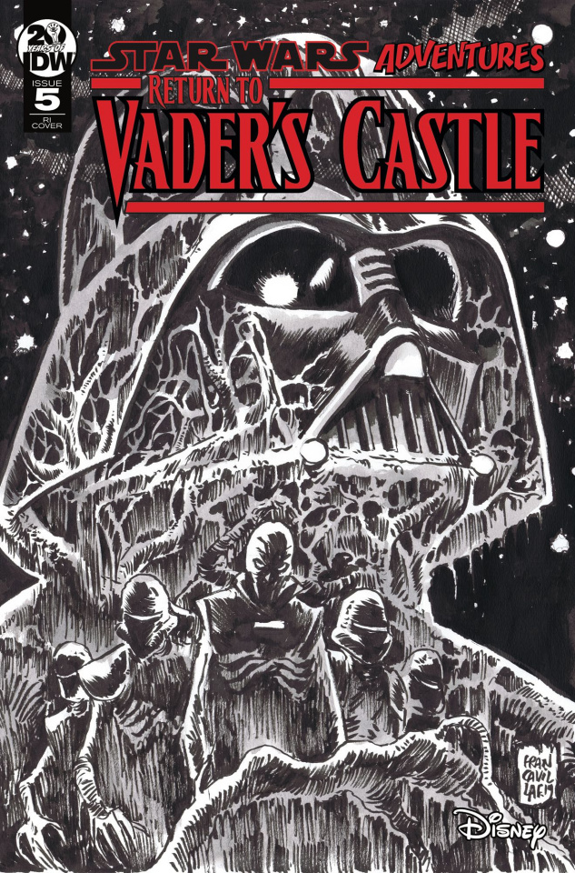 Star Wars Adventures: Return to Vader's Castle #5 (10 Copy Cover)