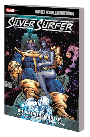 Silver Surfer: The Infinity Gauntlet (Epic Collection)