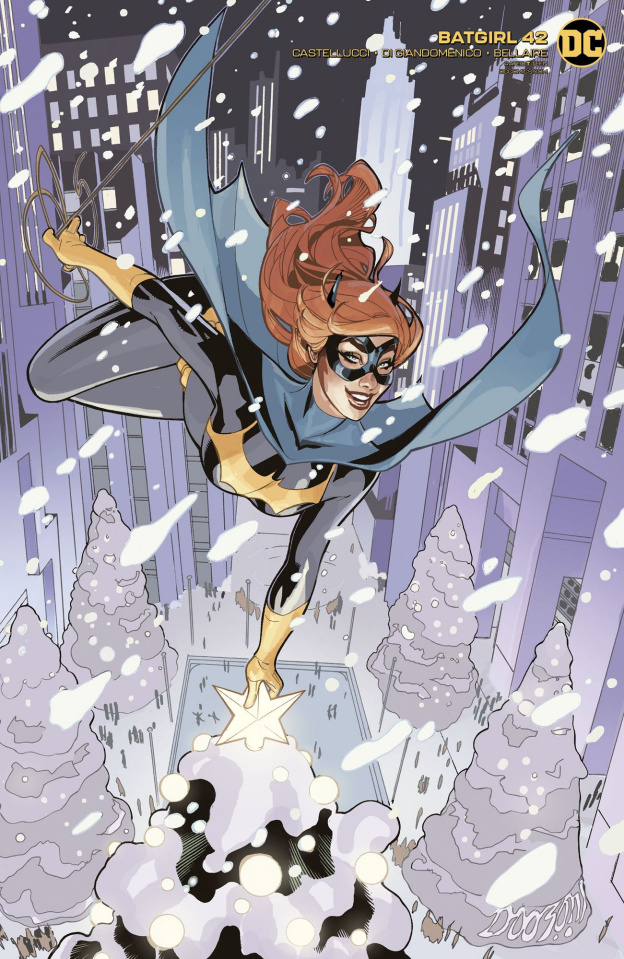 Batgirl #42 (Variant Cover)