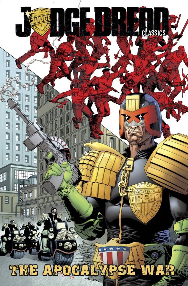 Judge Dredd Classics Vol. 1: The Apocalypse War