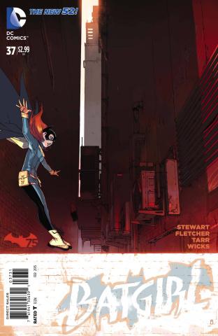 Batgirl #37 (Variant Cover)