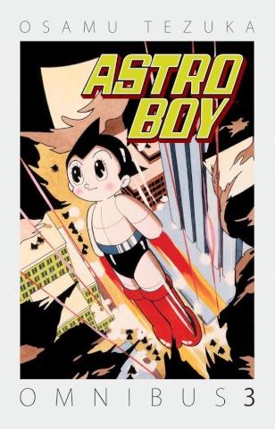 Astro Boy Vol. 3 (Omnibus)