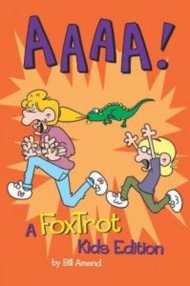 Foxtrot Vol. 1: Aaaa!