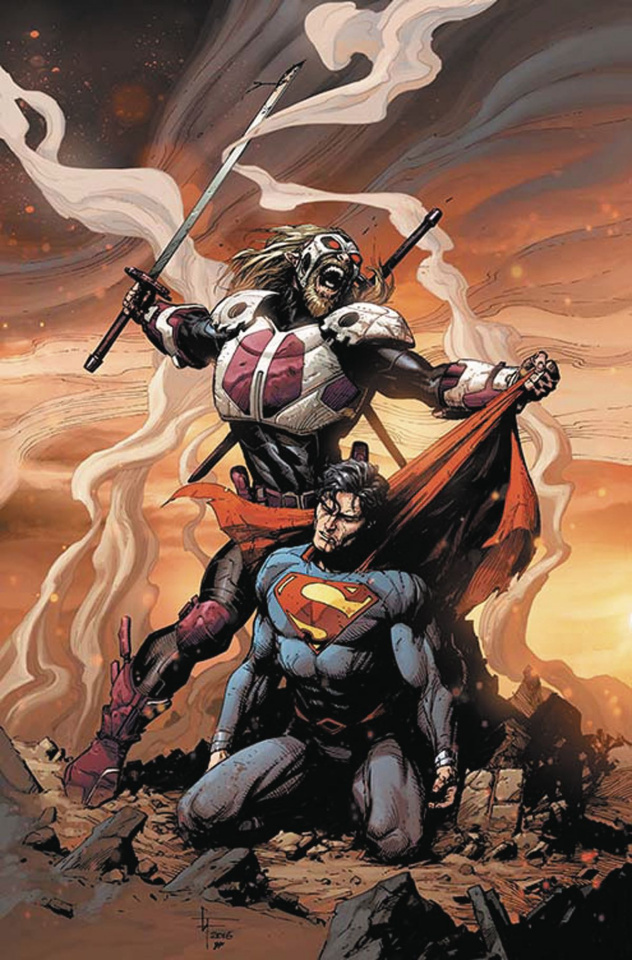 Action Comics #968 (Variant Cover)