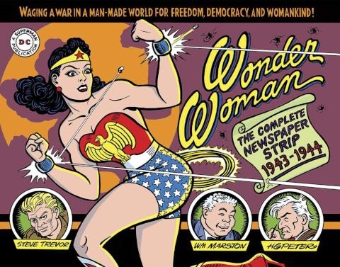 Wonder Woman: The Complete Newspaper Dailies Vol. 1