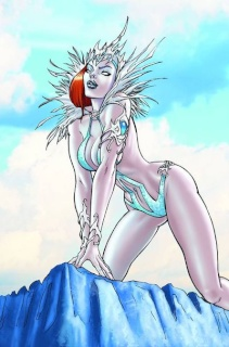 Grimm Fairy Tales #55 (Ebas Cover)