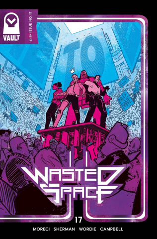 Wasted Space #17