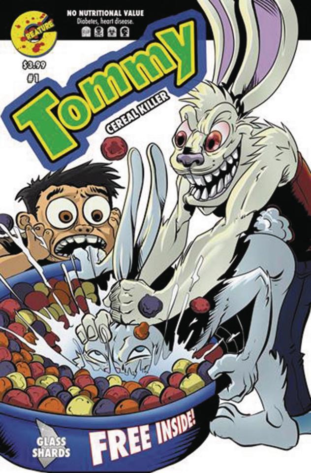 Tommy: Cereal Killer #1 (2nd Printing)