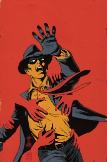 The Spirit: The Corpse-Makers #3 (10 Copy Cover)