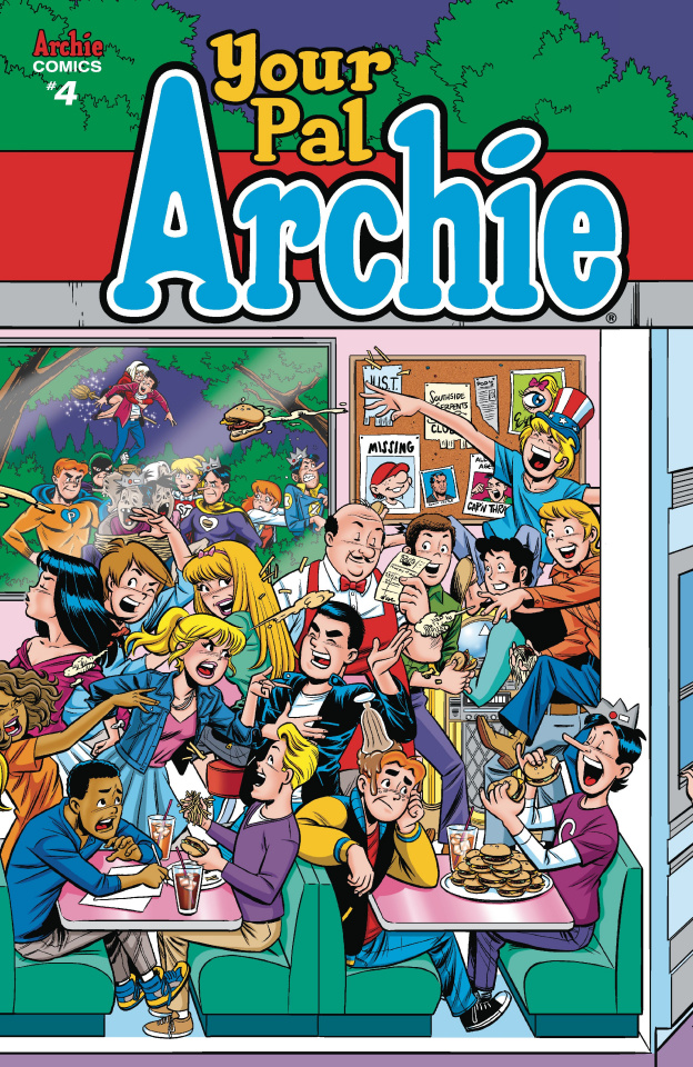 All-New Classic Archie: Your Pal Archie! #4 (McClaine Cover)
