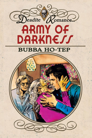 Army of Darkness / Bubba Ho-Tep #4 (20 Copy Hack Virgin Cover)