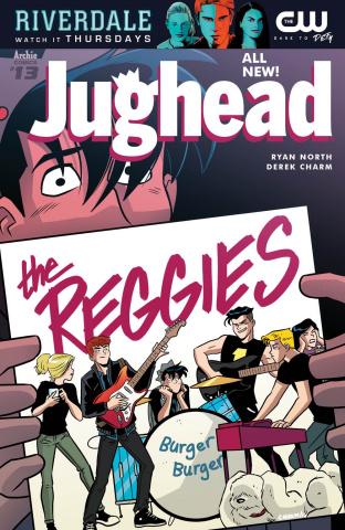 Jughead #13 (Derek Charm Cover)