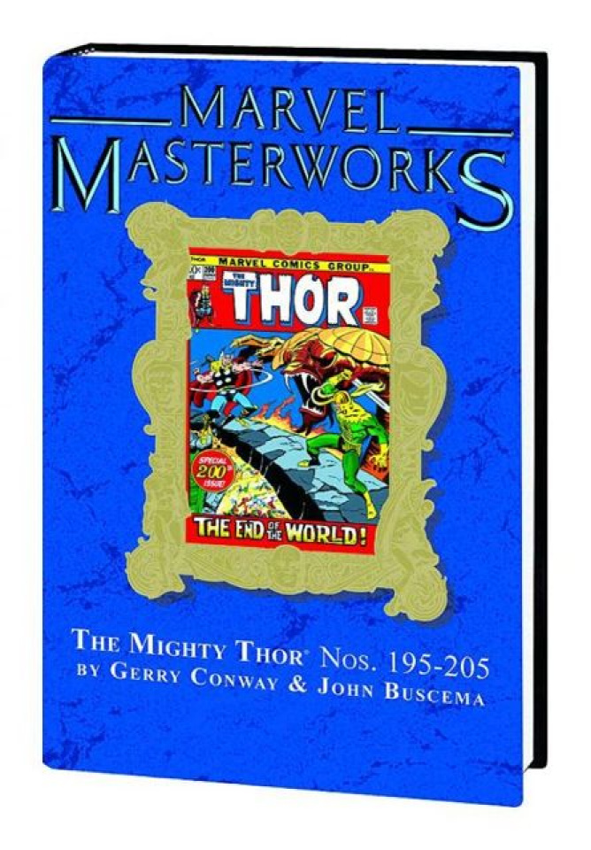 The Mighty Thor Vol. 11 (Marvel Masterworks)