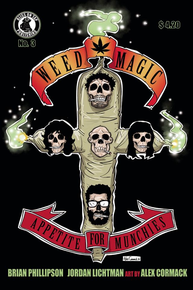 Weed Magic Vol. 3