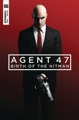 Agent 47: Birth of the Hitman #6 (Gameplay Cover)