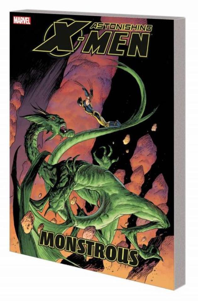 Astonishing X-Men Vol. 7: Monstrous