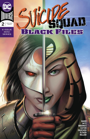 Suicide Squad: The Black Files #2
