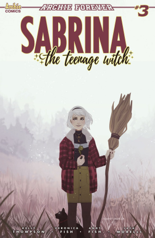 Sabrina, The Teenage Witch #3 (St Onge Cover)