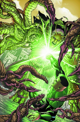 Green Lantern Corps #29