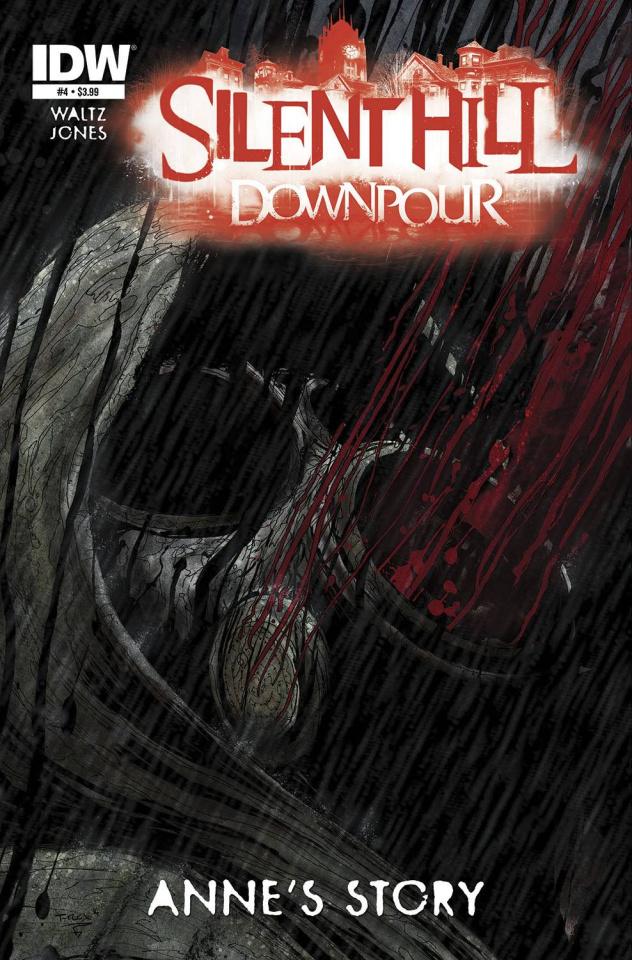 Silent Hill: Downpour - Anne's Story #4