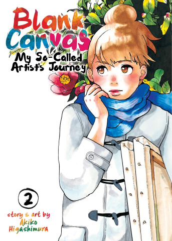 Blank Canvas: My So-Called Artist's Journey Vol. 2