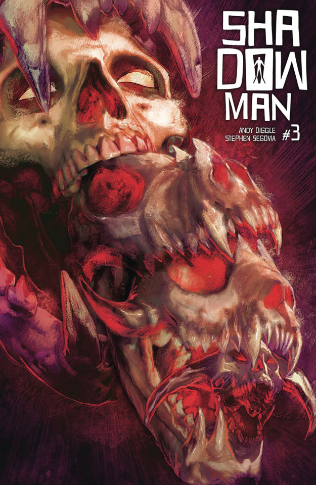 Shadowman #3 (Guedes Cover)