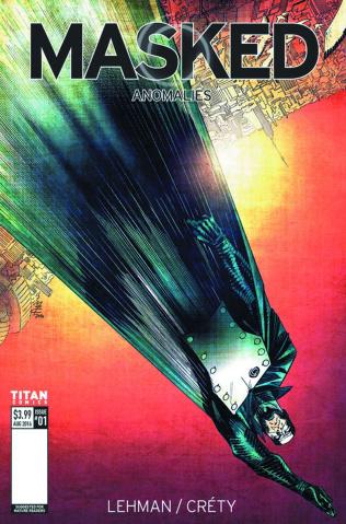 Masked #1 (McCrea Cover)