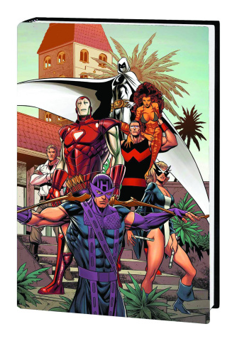 Avengers West Coast Vol. 2 (Pacheco Cover)