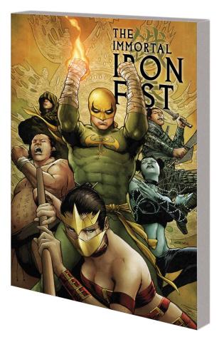 The Immortal Iron Fist Vol. 2
