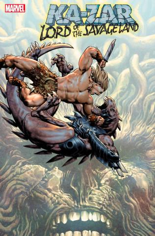 Ka-Zar: Lord of the Savage Land #3