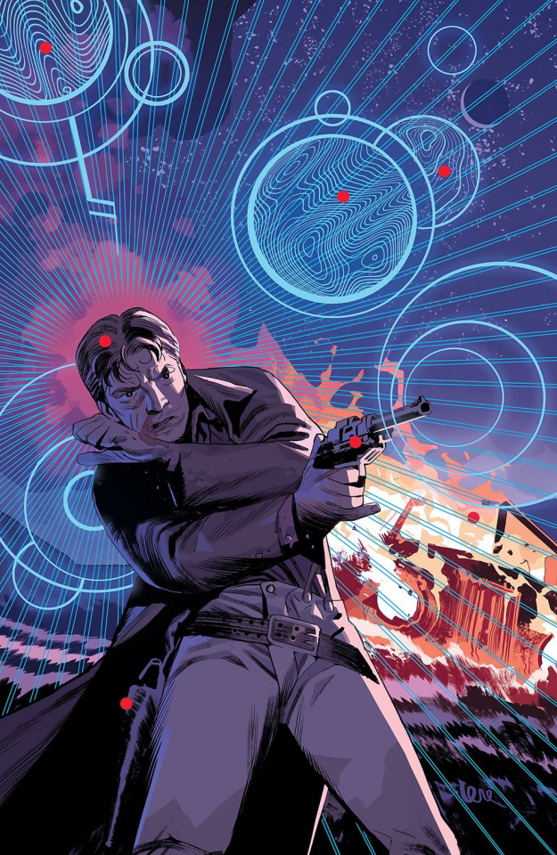 Firefly: Blue Sun Rising #1 (25 Copy De Felici Cover)