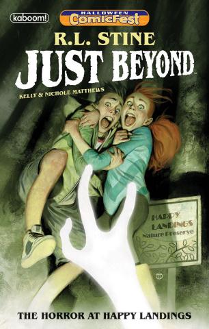 Just Beyond Horror (Halloween Comic Fest)