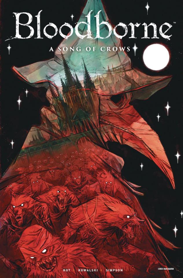 Bloodborne #11 (Shavrin Cover)