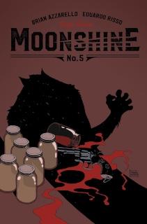 Moonshine #5 (Risso Cover)