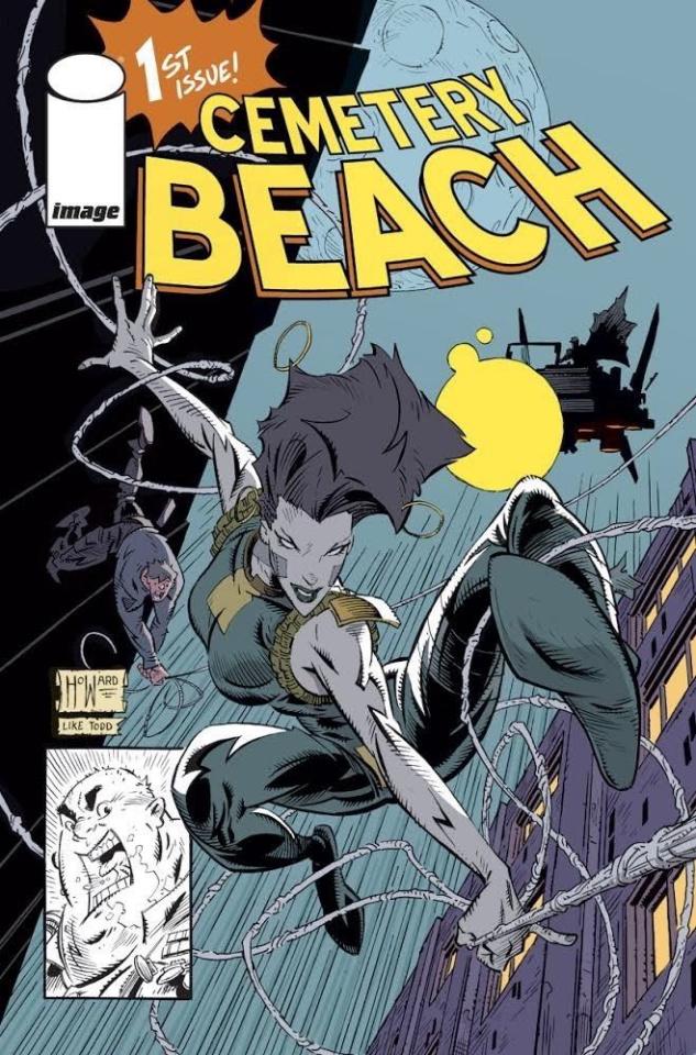 Cemetery Beach #1 (Impact Cover)