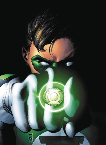 Green Lantern by Geoff Johns Book 2