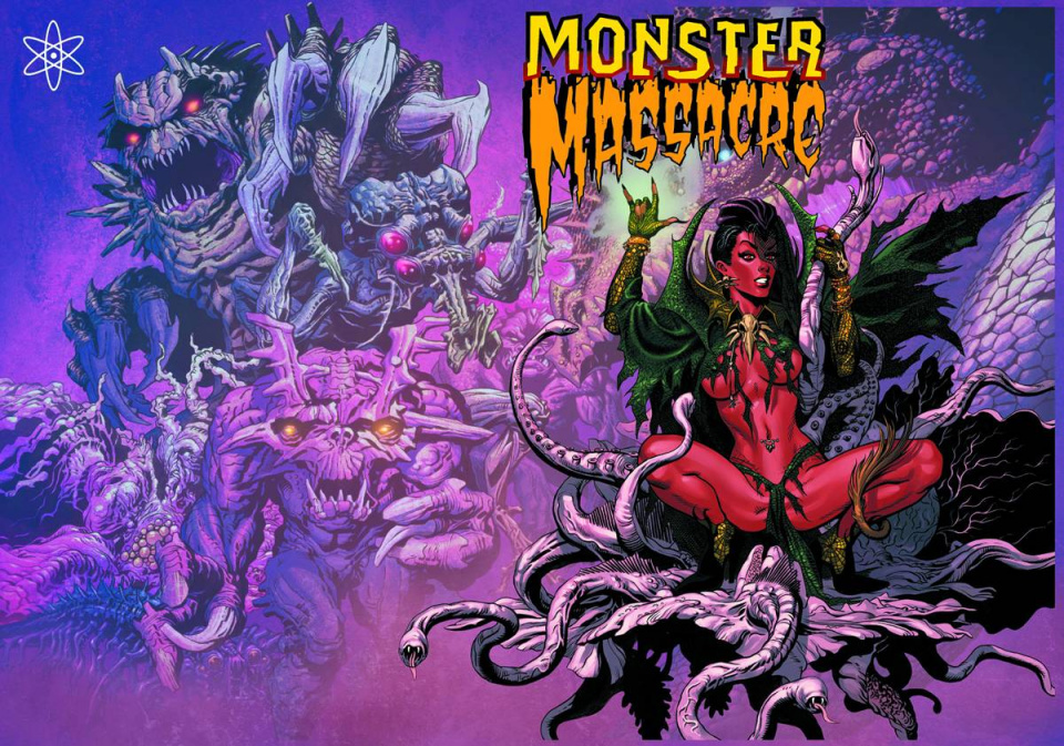 Monster Massacre Vol. 1