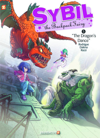 Sybil: The Backpack Fairy Vol. 5: The Dragons Dance