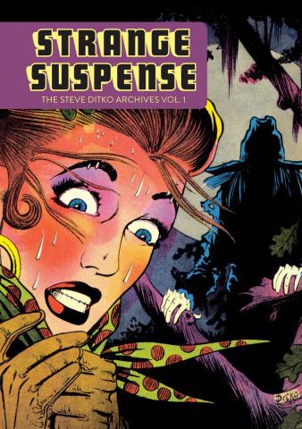 The Steve Ditko Archives Vol. 1: Strange Suspense