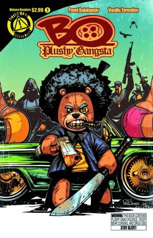 Bo: Plushy Gangsta #1