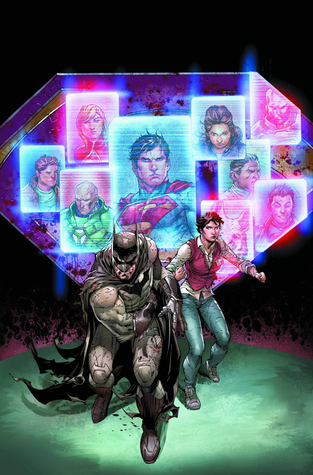Batman / Superman #18