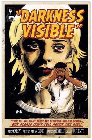Darkness Visible #2 (10 Copy Cover)