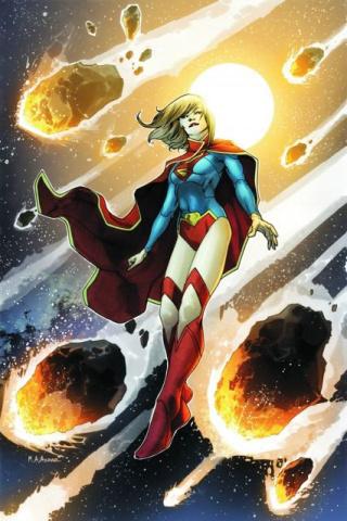 Supergirl Vol. 1: The Last Daughter of Krypton